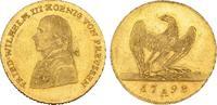 Friedrichs d'or 1798 A, Berlin. BRANDENBURG-PREUSSEN Friedrich Wilhelm ... 4275,00 EUR free shipping