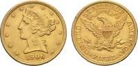 5 Dollars 1906, Philadelphia. VEREINIGTE STAATEN VON AMERIKA / USA Föde... 395,00 EUR  +  9,90 EUR shipping
