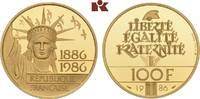 100 Francs 1986. FRANKREICH 5. Republik seit 1958. Polierte Platte  635,00 EUR  +  9,90 EUR shipping