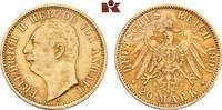 20 Mark 1904. Anhalt Friedrich II., 1904-1...