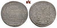 Reichstaler 1680. NÜRNBERG  Fast vorzüglich