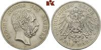 5 Mark 1902. Sachsen Albert, 1873-1902. Vorzüglich-Stempelglanz  895,00 EUR  +  9,90 EUR shipping