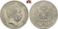 5 Mark 1902. Sachsen Albert, 1873-1902. Vo...