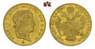 Dukat 1848 E, Karlsburg. KAISERREICH ÖSTERREICH Ferdinand I., 1835-1848... 475,00 EUR  +  9,90 EUR shipping
