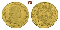 Dukat 1796 E, Karlsburg. RÖMISCH-DEUTSCHES REICH Franz II., 1792-1804. ... 975,00 EUR  +  9,90 EUR shipping