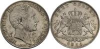 Doppelgulden 1854 Bayern Maximilian II. (1...