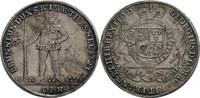 Reichstaler, Zellerfeld 1723 Braunschweig-...