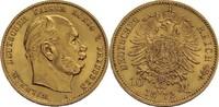 10 Mark 1872 Preußen Wilhelm I. (1861-1888...