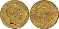 10 Mark 1912 Preußen Wilhelm II. (1891-191...