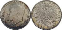 2 Mark, München 1914 Bayern Ludwig III., 1...