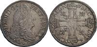 1/2 Ecu, Paris, Reformation 1690 Frankreic...
