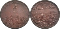 Bronzemedaille 1886 Hersbruck  ss-vz, winz...