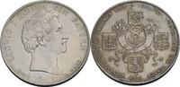 Geschichtstaler 1829 Bayern Ludwig I., 182...