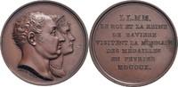 Bronze-Medaille, Paris 1810 Bayern Maximil...
