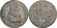 15 Kreuzer, Neisse 1694 Breslau Franz Ludw...