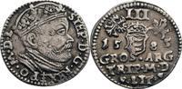 3 Gröscher, Vilnius 1585 Litauen Stephan B...