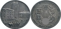 Zink-Medaille 1940 Drittes Reich  ss+, l. ...