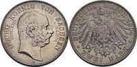 2 Mark 1904 Sachsen Georg (1902-1904) vz, ...