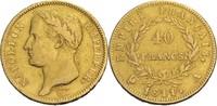 40 Francs A, Paris 1811 Frankreich Napoleo...