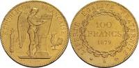 100 Francs, Paris 1879 Frankreich, 3. Rep....