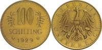 100 Schilling, Wien 1929 Österreich, Repub...