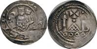 Denar o.J. Aquiliea, Patriarchat Gottfried...