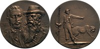 Bronzemedaille 1902 Südafrika  vz, winz. D...