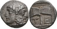 Obol ca. 400 v.C Griechenland, Troas Tened...