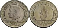 5 Reichsmark, München 1929 Weimarer Republ...