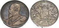 Silbermedaille 1901 Bayern Luitpold, 1886-...