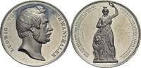 Zinnemdaille 1850 Bayern Maximilian II., 1...