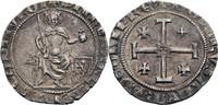 Gros o.J. Zypern Peter I., 1359-1369 ss +