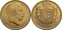 20 Kroner VBP, Kopenhagen 1917 Dänemark Ch...
