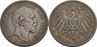 2 Mark 1896 Anhalt Friedrich I. (1871-1904...