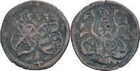 Dreier, Annaberg 1553 Sachsen allbertinisc...