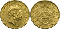20 Mark 1903 E Deutschland Sachsen König G...