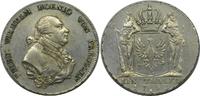 1 Taler 1793 A Brandenburg Preussen Friedr...