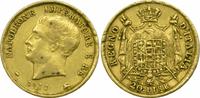 20 Lire 1811 M Italien Königreich Napoleon...
