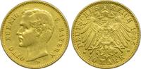 10 Mark 1905 D Kaiserreich Bayern König Ot...