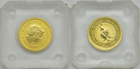 5 Dollars 1999 Australien Nugget 1/20 OZ