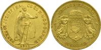 10 Korona 1911 Österreich-Ungarn  ss-vz