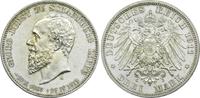 3 Mark 1911 A Kaiserreich Schaumburg-Lippe...