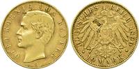 10 Mark 1890 D Kaiserreich Bayern König Ot...
