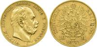 10 Mark 1873 C Kaiserreich Preussen Kaiser Wilhelm I. ss  179,00 EUR  +  10,80 EUR shipping