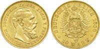 10 Mark 1888 A Kaiserreich Preussen Kaiser Friedrich III. vz  199,00 EUR  +  10,80 EUR shipping