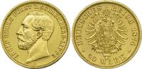 20 Mark 1874 B Kaiserreich Schaumburg-Lipp...