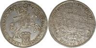 zilveren rijder 1760 Gelderland Dukaton of...