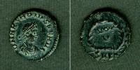 383 Arcadius Flavius ARCADIUS  AE4 Minibr...