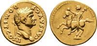 AV-Aureus 73, Rom, geprägt unter Vespasian. RÖMISCHE KAISERZEIT Domitia... 4800,00 EUR free shipping