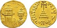 AV-Solidus, Constantino BYZANZ Constans II...